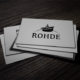 Visitenkartenstapel Pascal Rohde